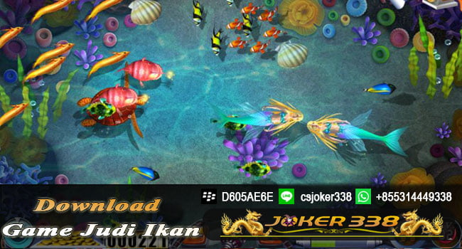 Download Game Judi Ikan