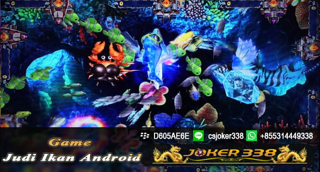 Game Judi Ikan Android